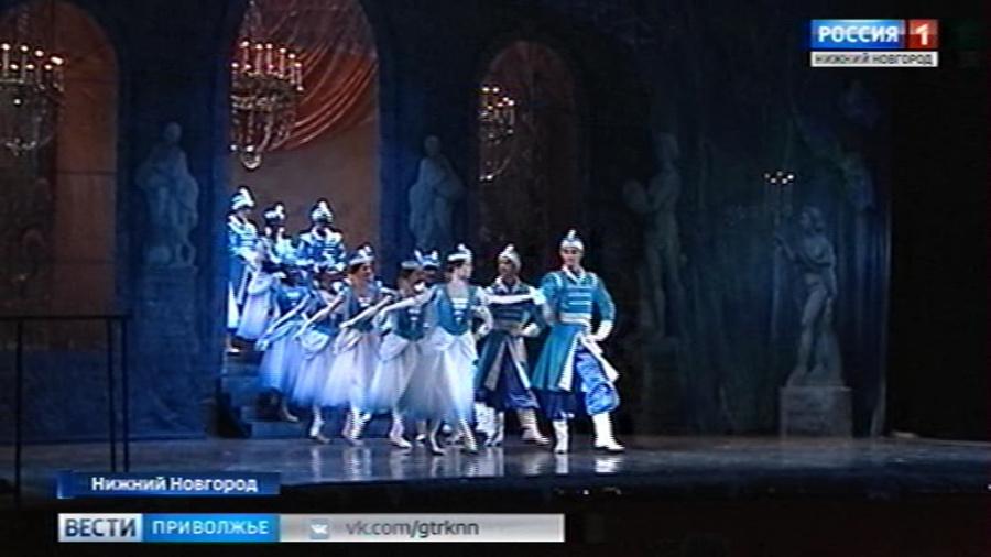 Нижегородский театр оперы и балета им. А.С.Пушкина начинает 85-й сезон