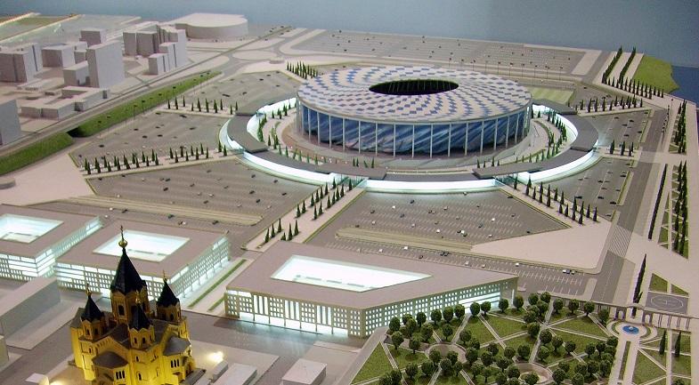 Футболу новгороде по года в стадионы 2018 чемпионата мира нижнем
