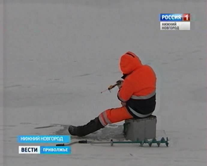ВНижегородской области потонул очередной рыбак