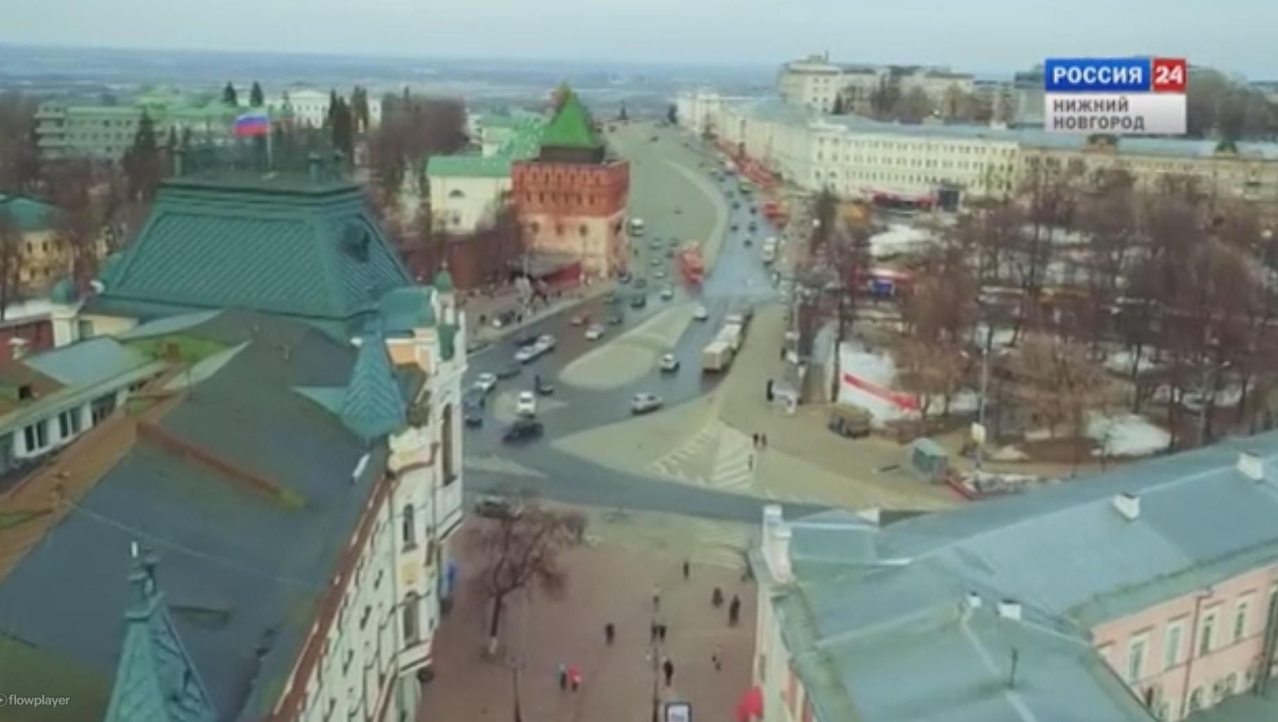 Никитин оповестил Путину оразработке Стратегии развития Нижегородской области до 2035-ого