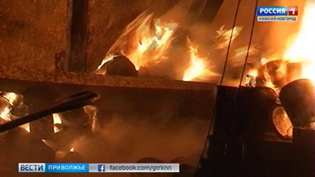Курильщик устроил дома пожар и умер вВарнавинском районе