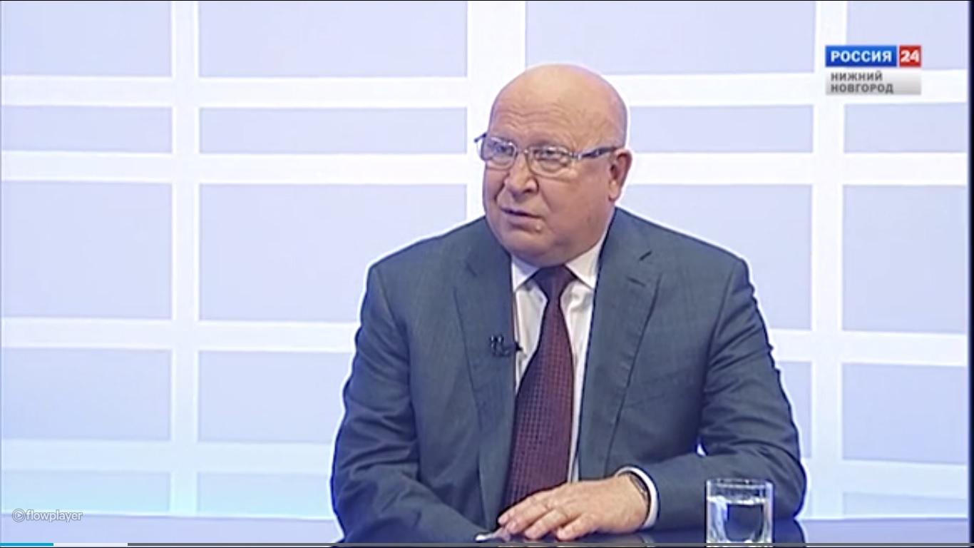 Экс-губернатор Нижегородской области Шанцев стал гендиректоромХК «Динамо»