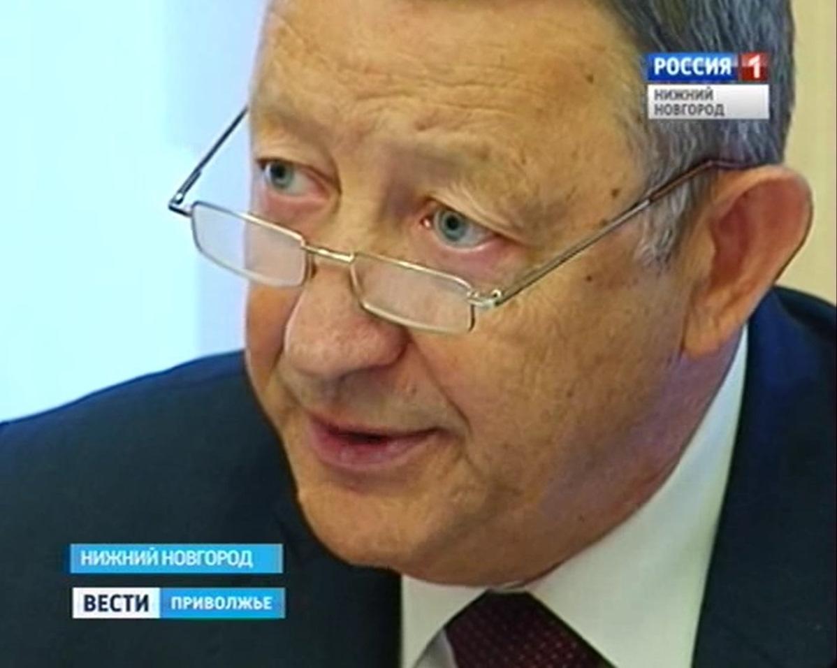 Борис Шахов оставляет пост ректора НижГМА