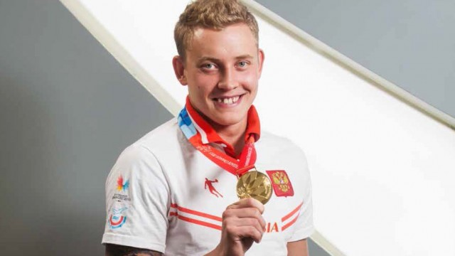 Нижегородец Олег Костин стал чемпионом Российской Федерации поплаванию