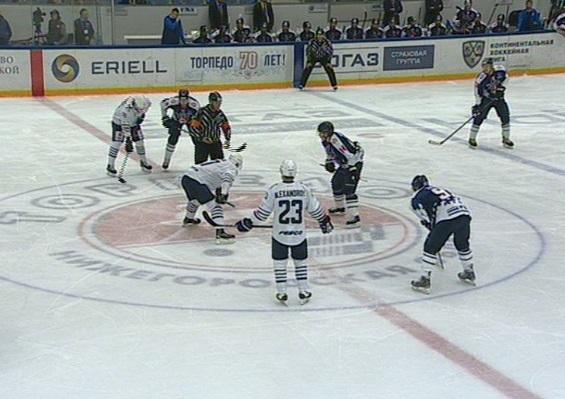 Владивостокский «Адмирал» сыграет с«Торпедо» вНижнем Новгороде— Хоккей