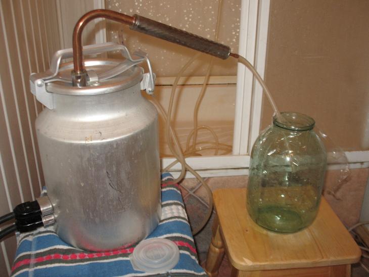 Как сделать самогон в домашних условиях простой рецепт