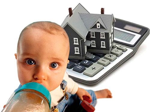 лишь ипотека и материнский капитал в 2012 году нет, мне