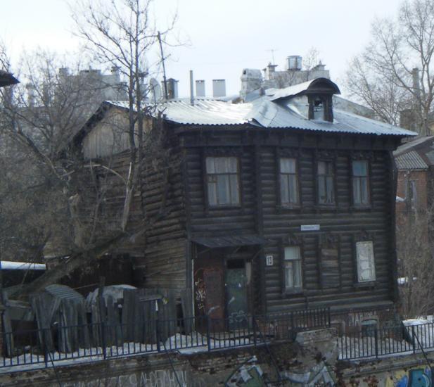 Труп неизвестного обнаружили всгоревшем доме Нижегородского района